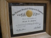 National Board Certification of Chiropractic