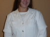 Our massage therapist Chantel Tew
